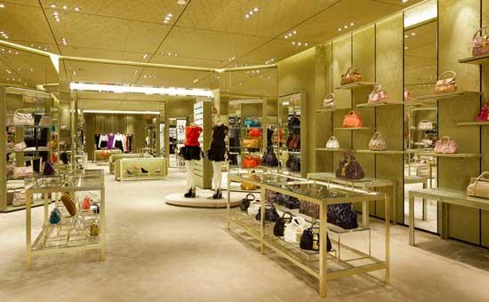 MIU MIU monomarca The Mall at Short Hills ROBERTO Baciocchi
