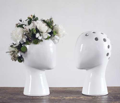 WIG Vaso ceramica