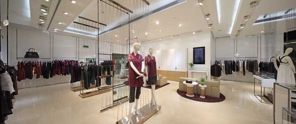 concept store BOUTIQUES TANGY Tianjin Shenyang