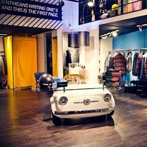 Italia Independent negozio monomarca Alessandria