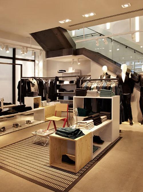 H&M negozi Cos