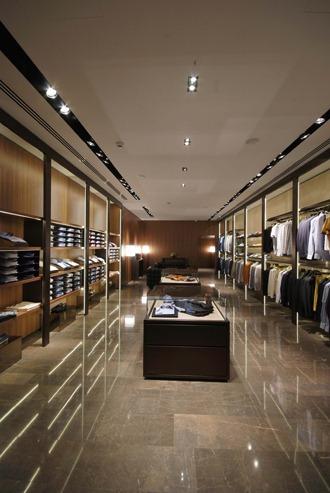 concept store PAL ZILIERI Londra