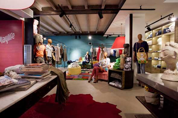 sviluppo retail Playlife Gruppo Benetton