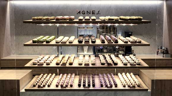 Johannes Torpe pasticceria Agnes Cupcakes