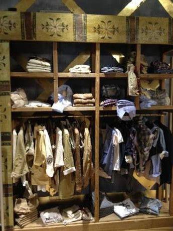 Bottega Quattro boutique Roma