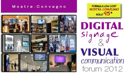 FORUM DIGITAL SIGNAGE VISUAL COMMUNICATION