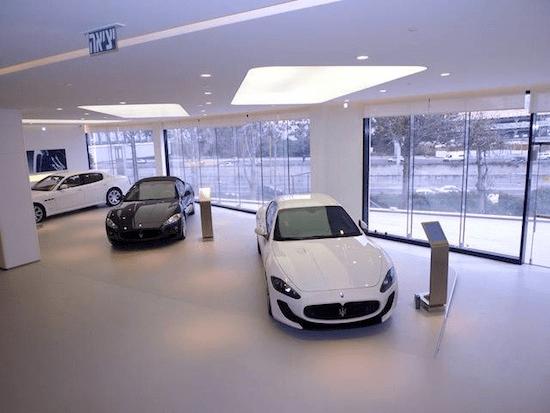 Maserati Tel Aviv