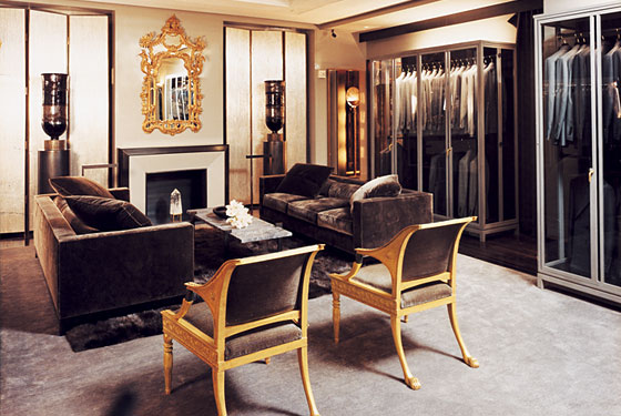 TOM FORD boutique uomo New York