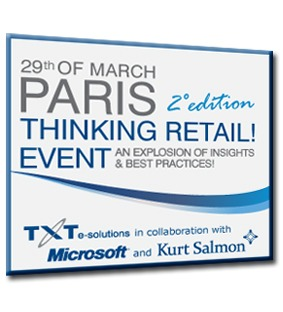 TXT Thinking Retail Event 2012