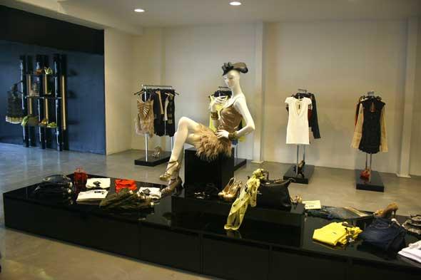 Mangano showroom direzionale