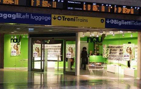 NAU! stazione Centrale Milano