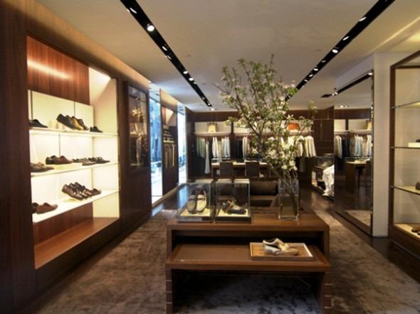 Salvatore Ferragamo flagshipstore New York