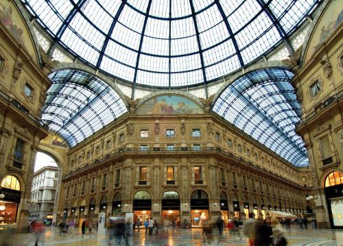 Galleria Milano Fondazione Altagamma