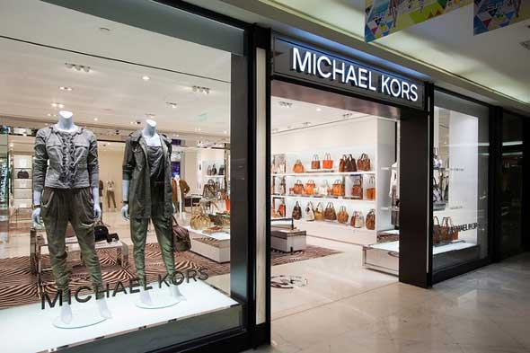 MICHAEL KORS boutique Pechino