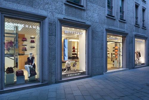 boutique Longchamp milano