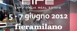 EIRE EXPO ITALIA REAL ESTATE Fieramilano