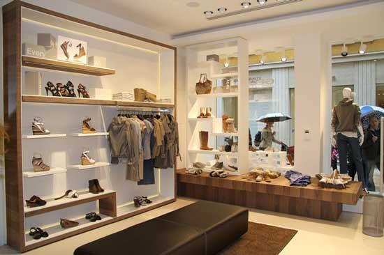 Geox riapre il flagship store di verona an shopfitting for Negozi arredamento verona
