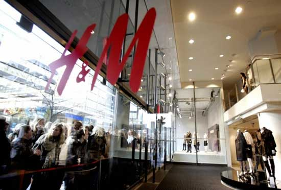 H&M Pradamano Udine