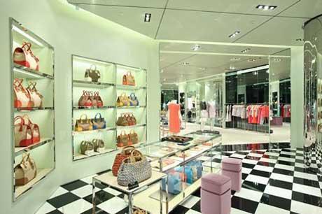 negozio Prada Hangzhou