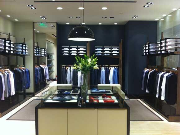 boutique Brioni Hangzhou Cina