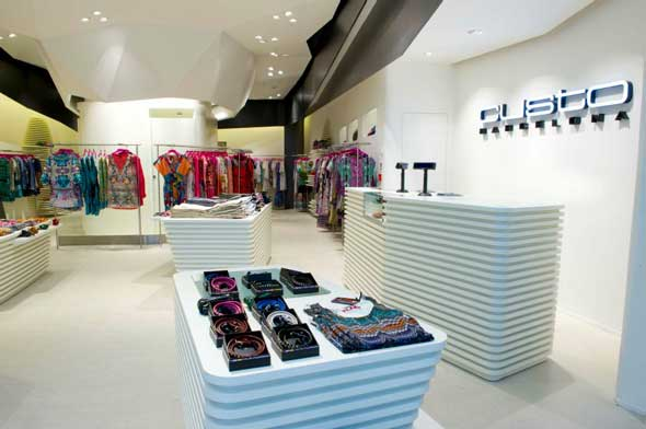 Custo Barcelona flagship store Londra