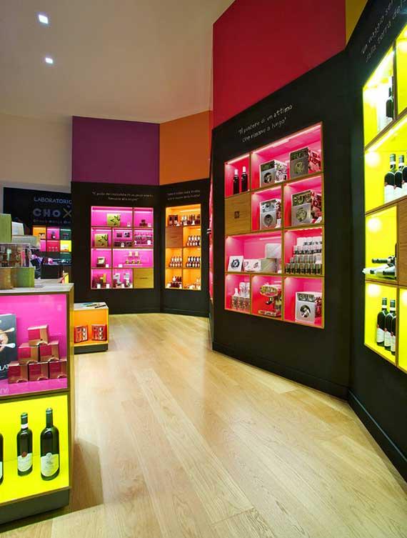 ILLY Brescia concept store illyteca