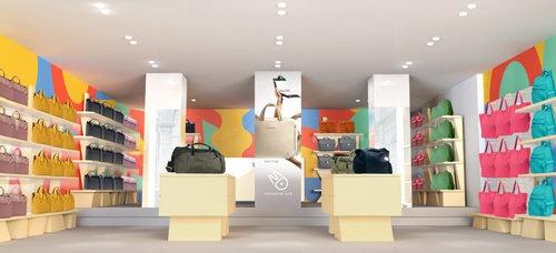MANDARINA DUCK concept store