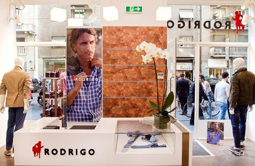 boutique Rodrigo Milano