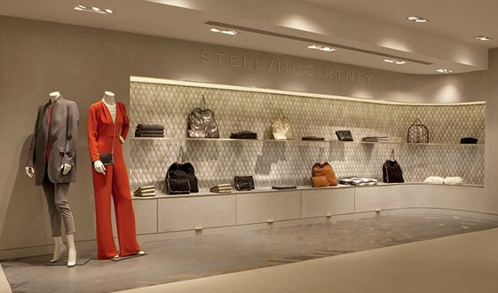STELLA McCARTNEY boutiqe Harrod's