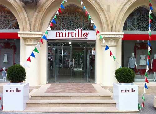 Mirtillo Baku