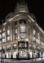 BURBERRY flagship Londra