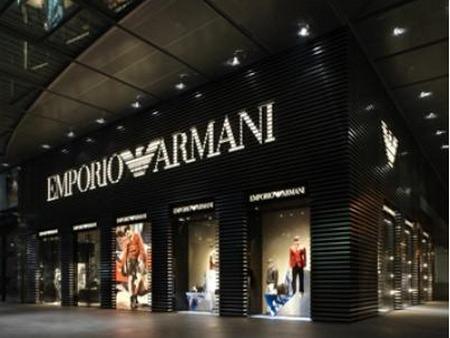 EMPORIO ARMANI New York