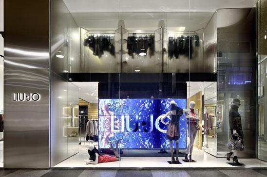 Liu Jo flashipstore Milano