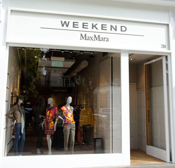 WEEKEND Max Mara Londra