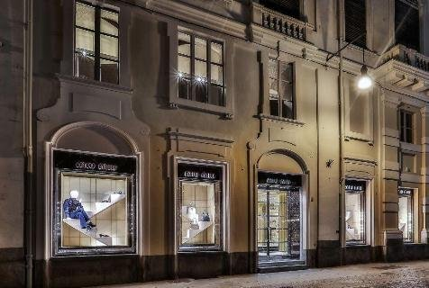 negozio monomarca MIU MIU Torino
