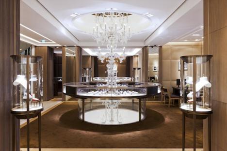 monomarca Cartier Milano