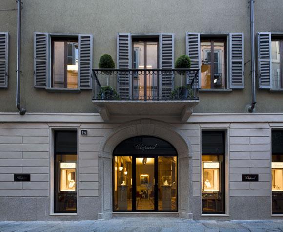 Chopard Milano