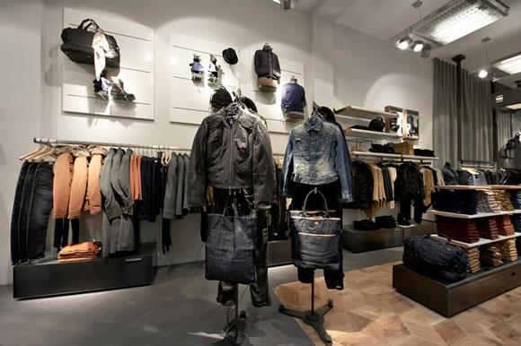 G-STAR Women Store Amsterdam