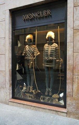 negozio Moncler Torino