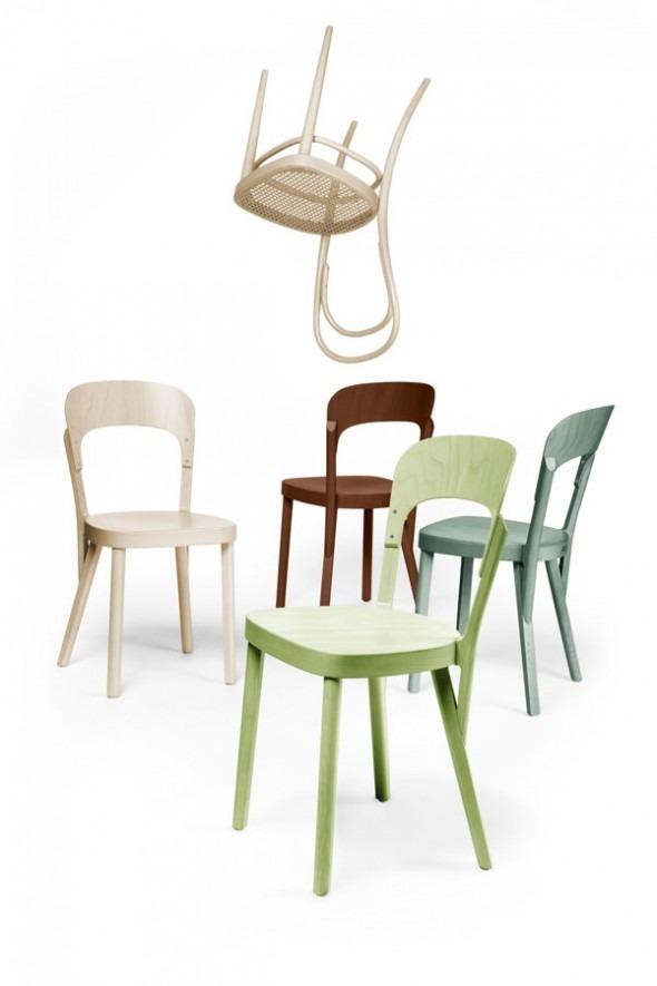 107 Chair by Robert Stadler