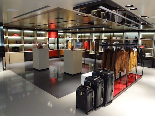 Ferrari Opens New Retail Store In Rio de Janeiro