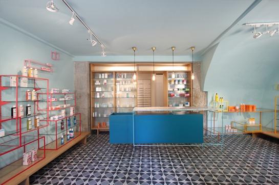 Austrias pharmacy by Stone Designs,