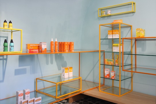 Austrias pharmacy by Stone Designs,