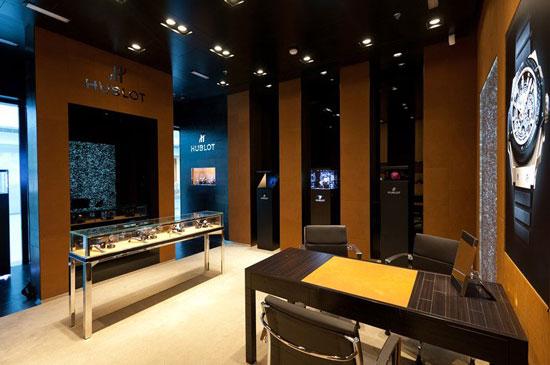 Hublot boutique Abu Dhabi