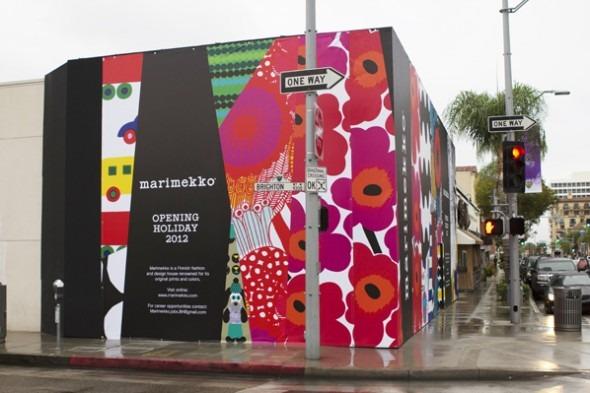 Marimekko stores California