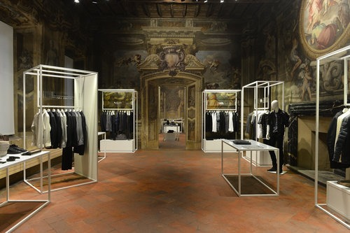ITTIERRE temporary store Milano