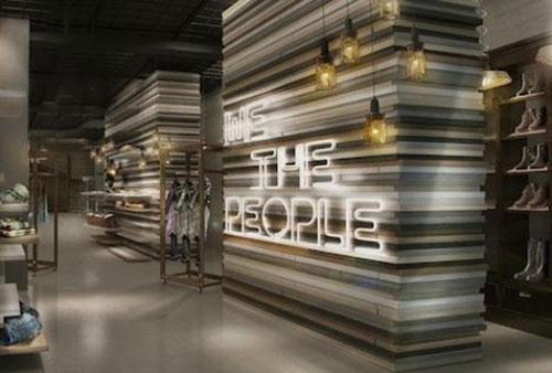 MCS concept store Parigi