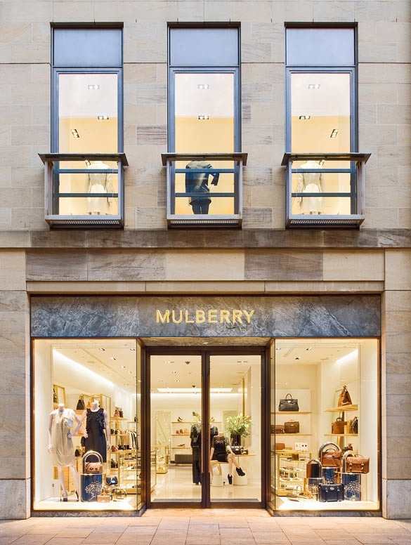 Mulberry Edinburgh