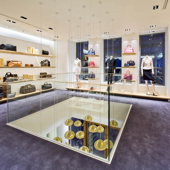 Mulberry Edinburgh Store