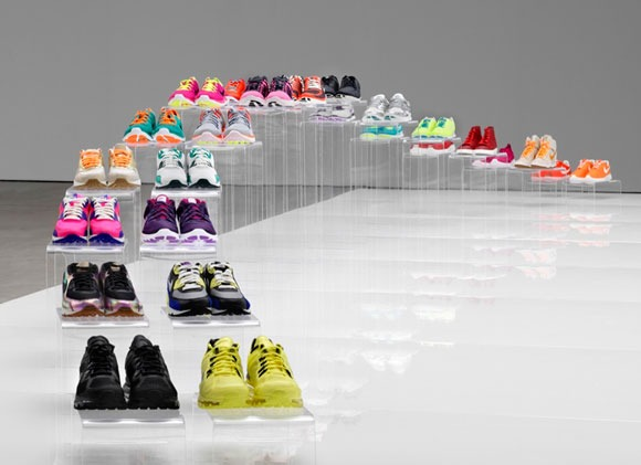 Nike, pop-up - Beijing